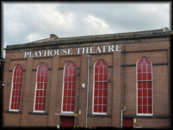 outside view of the Playhouse
